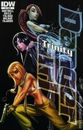 Danger Girl Trinity (2013 IDW) 4