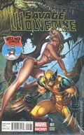 Savage Wolverine (2013) 1MILEHIGH