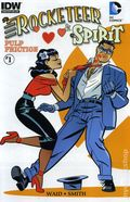 Rocketeer Spirit Pulp Friction (2013 IDW) 1SUB