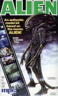 Alien 1/9 Scale Model Kit (2013) KIT#1