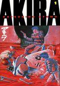 Akira TPB (2000-2002 Dark Horse) 1-1ST