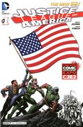 Justice League of America (2013 3rd Series) 1-C2E2