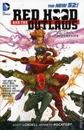 Red Hood and the Outlaws TPB (2012-2016 DC Comics The New 52) 1-REP