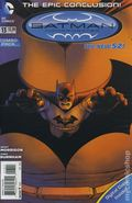 Batman Incorporated (2012 2nd Series DC) 13COMBO