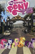 My Little Pony Friendship is Magic (2012 IDW) 9SDCC