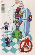 Avengers (2012 5th Series) 1G