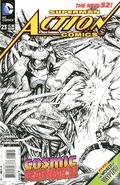 Action Comics (2011 2nd Series) 23B