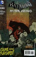 Batman Arkham Unhinged (2012) 17A