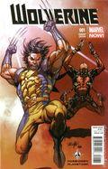 Wolverine (2013 4th Series) 1FORPLA