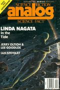 Analog Science Fiction/Science Fact (1960) Volume 109, Issue 9