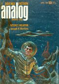 Analog Science Fiction/Science Fact (1960) Volume 81, Issue 2