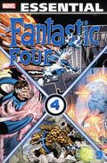 Essential Fantastic Four TPB (1998-Present Marvel) 1st Edition 9-1ST