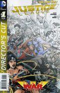Justice League Trinity War Directors Cut (2013) 1