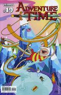 Adventure Time (2012 Kaboom) 19A