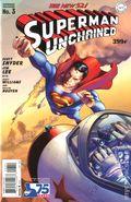 Superman Unchained (2013 DC) 3D