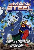 DC Super Heroes The Man of Steel: Night of a Thousand Doomsdays SC (2013) 1-1ST