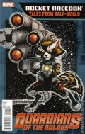 Rocket Raccoon Tales From the Half World GN (2013 Marvel) Guardians of the Galaxy 1-1ST