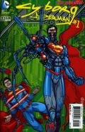 Action Comics (2011 2nd Series) 23.1A