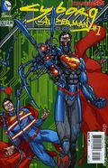 Action Comics (2011 2nd Series) 23.1B