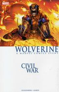 Civil War Wolverine TPB (2007 Marvel) 1st Edition 1-REP