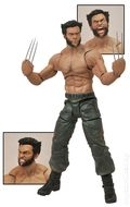 Marvel Select: The Wolverine Special Collector Edition Action Figure (2013) ITEM #72384
