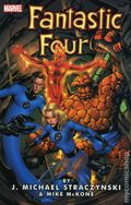 Fantastic Four TPB (2006 Marvel) By J. Michael Straczynski 1-1ST