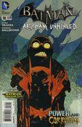 Batman Arkham Unhinged (2012) 18A