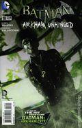 Batman Arkham Unhinged (2012) 18B