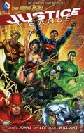 Justice League TPB (2012 DC Comics The New 52) 1-REP