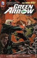 Green Arrow TPB (2012-2016 DC Comics The New 52) 3-1ST