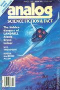 Analog Science Fiction/Science Fact (1960) Volume 112, Issue 4