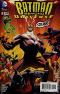 Batman Beyond Universe (2013) 2
