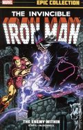 Iron Man The Enemy Within (2013 Marvel) Epic Collection 1-1ST