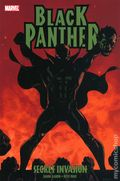 Secret Invasion Black Panther TPB (2009 Marvel) 1-1ST