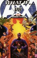 What If AvX TPB (2013 Marvel) Avengers vs. X-Men 1-1ST