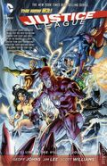 Justice League TPB (2012 DC Comics The New 52) 2-1ST