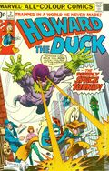 Howard the Duck (1976 1st Series) UK Edition 2UK