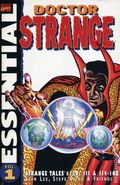 Essential Doctor Strange TPB (2001-2009 Marvel) 1st Edition 1-1ST