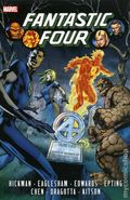 Fantastic Four Omnibus HC (2013 Marvel) By Jonathan Hickman 1-1ST