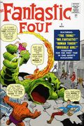 Fantastic Four Omnibus HC (2013 2nd Edition) By Stan Lee and Jack Kirby 1-1ST