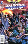 Justice League of America (2013 3rd Series) 7N