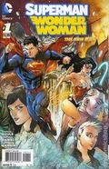 Superman Wonder Woman (2013) 1A