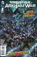 Forever Evil Arkham War (2013) 1A