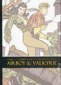 Complete Golden Age Airboy and Valkyrie HC (2013 CSP) 1-1ST