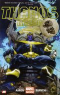 Thanos Rising TPB (2013 Marvel) 1-1ST