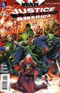 Justice League of America (2013 3rd Series) 6D