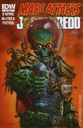 Mars Attacks Judge Dredd (2013 IDW) 2