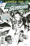 Green Lantern New Guardians (2011) 24B