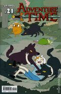 Adventure Time (2012 Kaboom) 21A