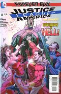Justice League of America (2013 3rd Series) 8B